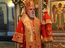 МЕФОДИЙ, митрополит Пермский и Кунгурский, глава Пермской митрополии