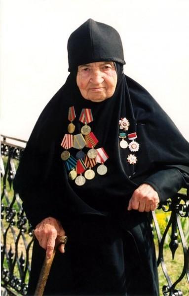 Матушка София (Екатерина Михайловна Ошарина)
