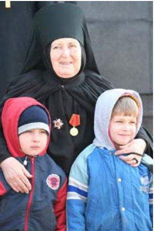 Монахиня Елисавета (в миру Вера Дмитриева)