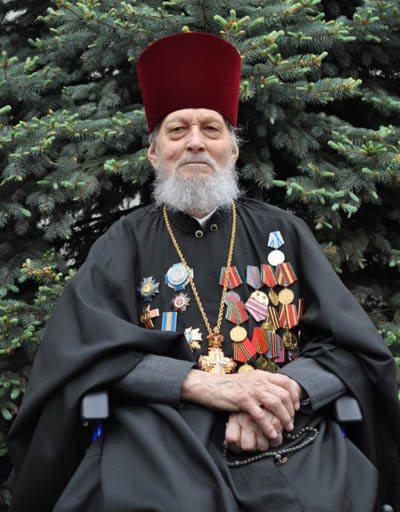 Протоиерей Роман Косовский