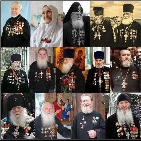 Священники на фронтах Великой Отечественной войны