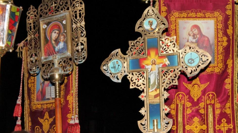 Пасхальное богослужение (фото)