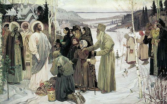 В чем святость Святой Руси?