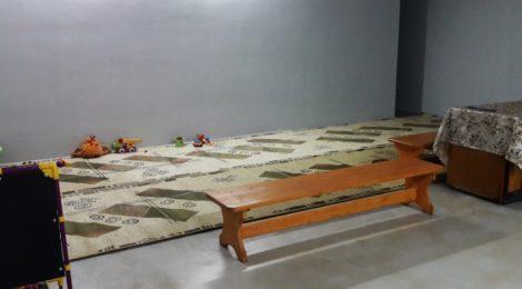 Детская комната в храме