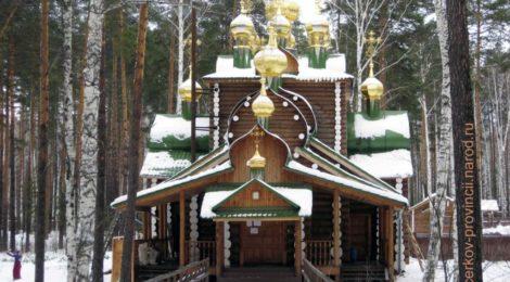 Поездка в Тарасково на праздник Богоявления